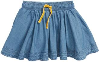 Boden Mini Simple Colorful Skirt