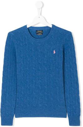 Ralph Lauren classic knitted sweater