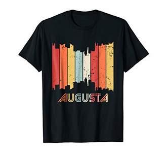 Vintage Eighties Style Augusta GA T-Shirt - Retro Design