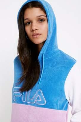 Fila Lux Cut & Sew Hoodie