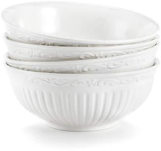 Mikasa Dinnerware, Set of 4 Italian Countryside Fruit Dishes