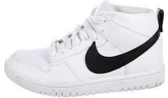 Nike Riccardo Tisci x Dunk Lux Chukka Sneakers