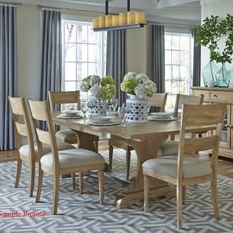 Lark Manor Bleau Trestle Dining Table