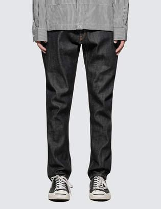 Denim By Vanquish & Fragment Rigid Tapered Denim Jeans (18aw)
