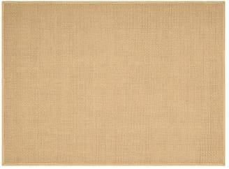 Calvin Klein shetland - basketweave rug in sisal