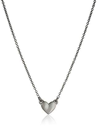Rebecca Minkoff Heart Delicate Pendant Necklace