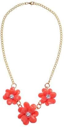 Gymboree Gem Flower Necklace