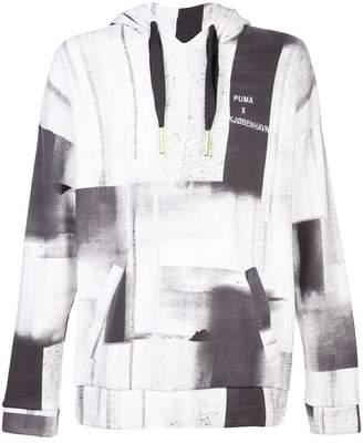 Puma Han graphic print hoodie
