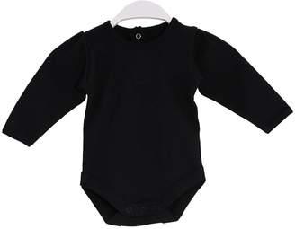 Baby Corner Cotton Long Cap Sleeve Bodysuit (3 Years