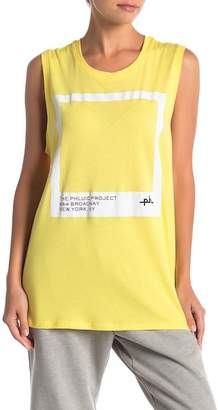 THE PHLUID PROJECT Swatch Muscle Tank