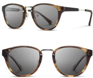 Shwood 'Ainsworth' 49mm Polarized Sunglasses