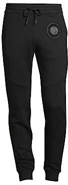 Versace Men's Slim Leg Cotton Joggers