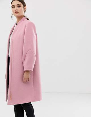 99d2e978b Ted Baker Wool Coats For Women - ShopStyle Canada