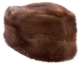 Barney's Mink Fur Hat
