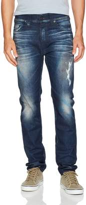 True Religion Men's Rocco Relaxed Skinny Jeans1