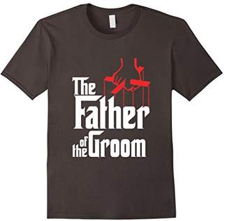 Men's Father of the Groom T-Shirt
