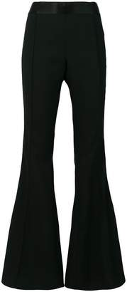 Faith Connexion high-waisted flared trousers