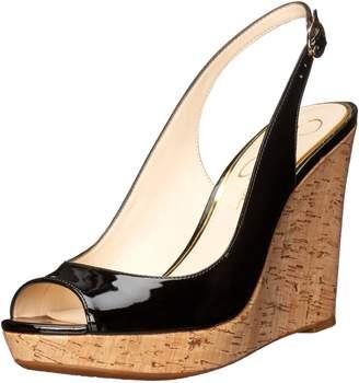 Jessica Simpson Fancy  Women's Jeniri Wedge Sandal