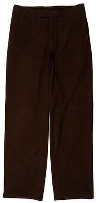 Prada Sport Layered Fleece Pants