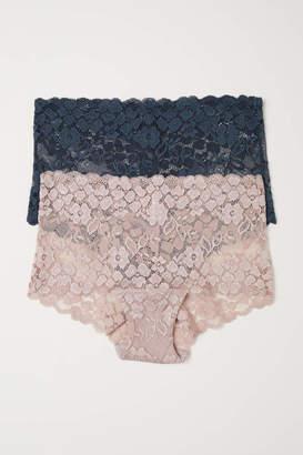 H&M Lace Shortie Briefs