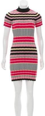 Rebecca Minkoff Knitted Bodycon Dress