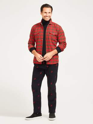 Rutland Shirt Jacket in Tartan