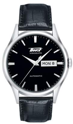 Tissot Heritage Visodate Automatic Watch, 40mm