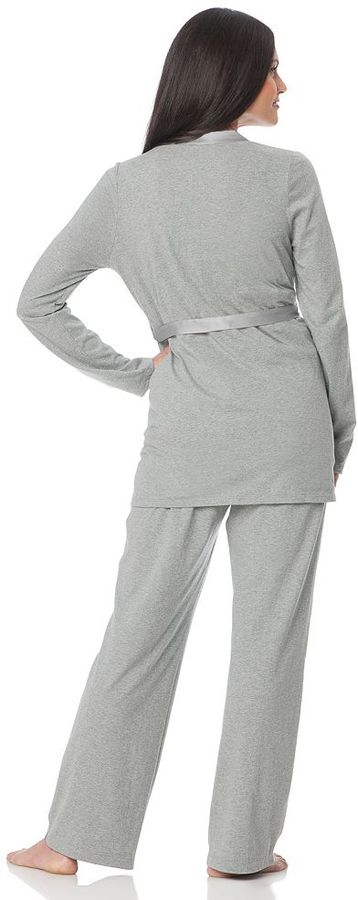 Oh Baby by motherhood ™ nursing pajama set - maternity