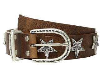 Leather Rock Dolly Belt