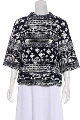 Chanel 2018 Paris-Greece Knit Top