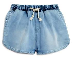 DL1961 Girls' Chambray Shorts - Little Kid