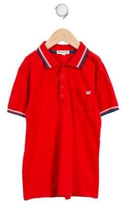 Appaman Fine Tailoring Boys' Short Sleeve Polo Shirt