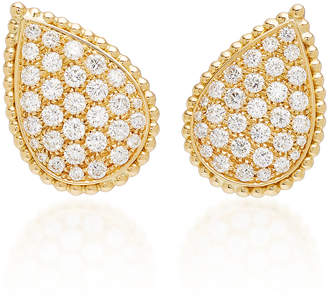 Boucheron Diamond Serpent Boheme Earrings