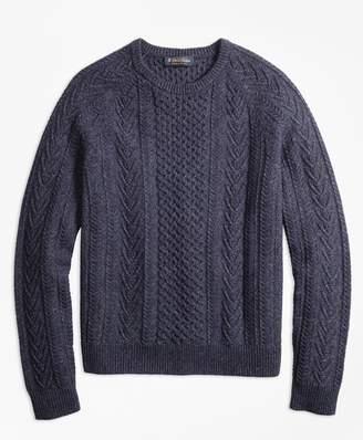 Brooks Brothers Fishermen's Sweater