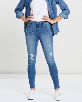 Hollister Medium Rise Jeans