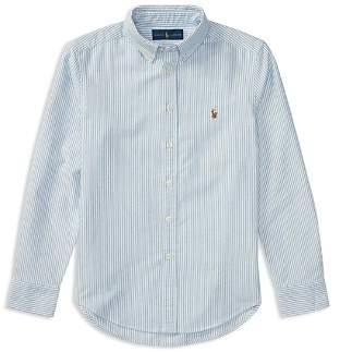 Ralph Lauren Boys' Oxford Shirt - Big Kid