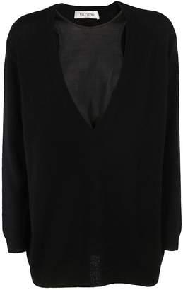 Valentino V-neck Cardigan