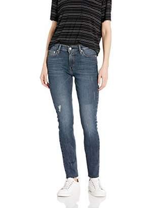Calvin Klein Women's Mid Rise Slim Fit Jeans