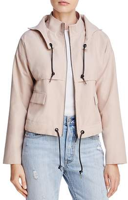 Finders Keepers Finders Camberwell Hooded Drawstring Jacket