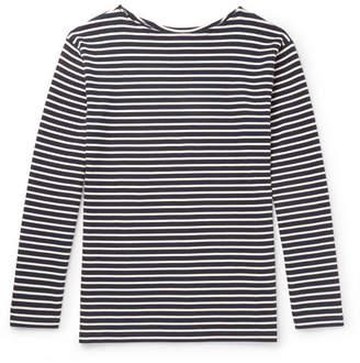 De Bonne Facture Striped Cotton T-Shirt