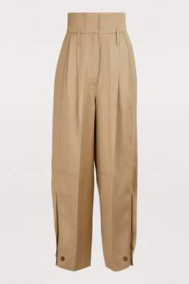 Givenchy Wide leg pants