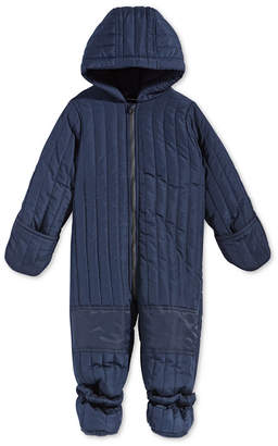 First Impressions Baby Boys Hooded Footed Puffer Snowsuit