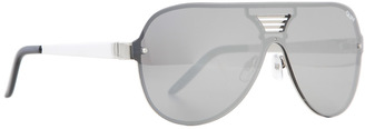 Quay Eyewear Showtime Sunglasses $75 thestylecure.com