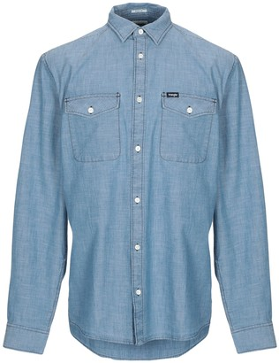 Wrangler Denim shirts - Item 42731865WD