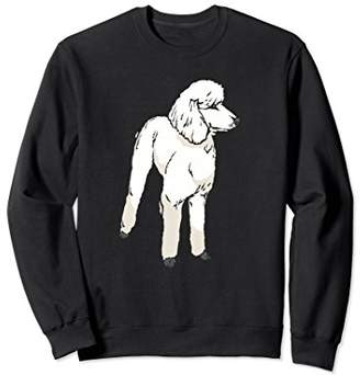 Breed Poodle Dog Sweatshirt Gift For Any Animal Fan Lover