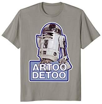 Star Wars Artoo Detoo R2-D2 Sound It Out T-Shirt