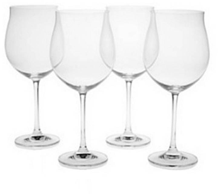 Riedel Nachtmann Burgundy Wine Glasses - Set of 4