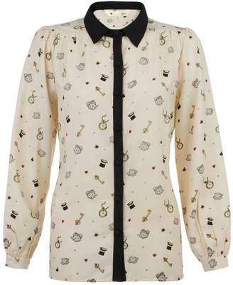Yumi Wonderland Print Shirt