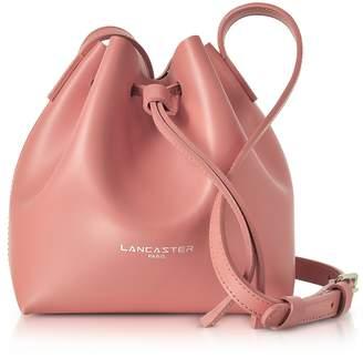 98ee5b4b68a1 Lancaster Paris Pur & Element Smooth Leather Mini Bucket Bag