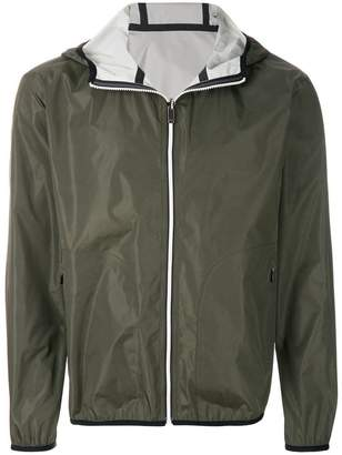 Z Zegna zipped jacket